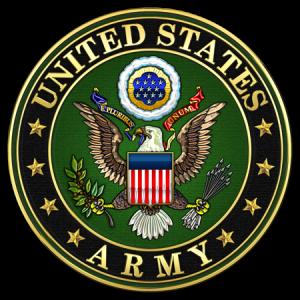 US Army Circle Logo