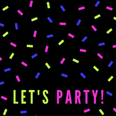 Let's have a success party!