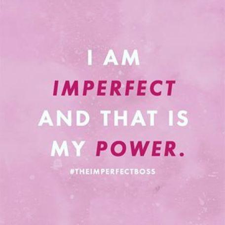 #theimperfectbosspower
