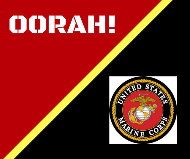 OORAH! Marine