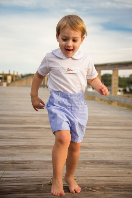 boys holiday button suit