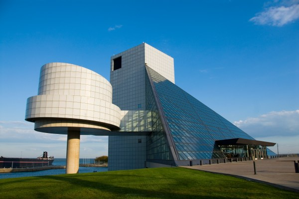 32nd Annual Rock & Roll Hall Of Fame Inducts Tupac Shakur