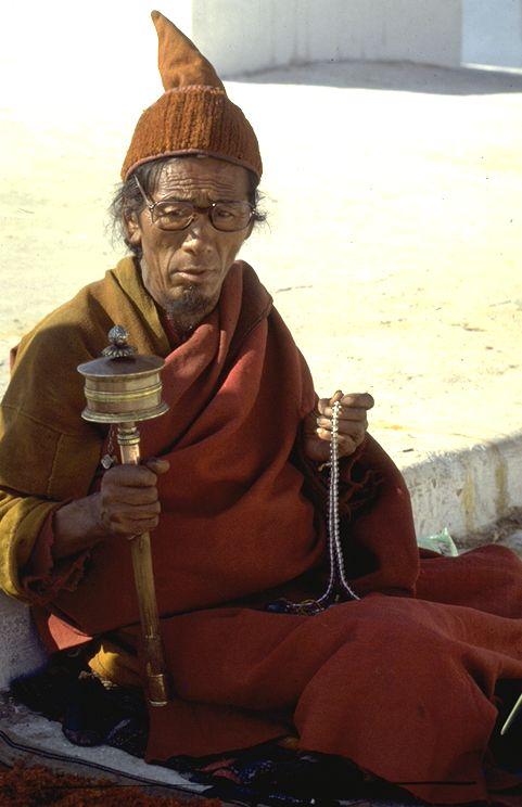 Tibet: c'è poco da fare | Crespi Enrico from Nepal (and Asia)