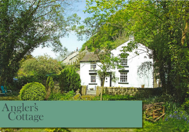 Anglers Cottage Millers Dale