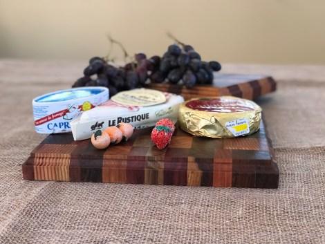 End Grain Cheese Board