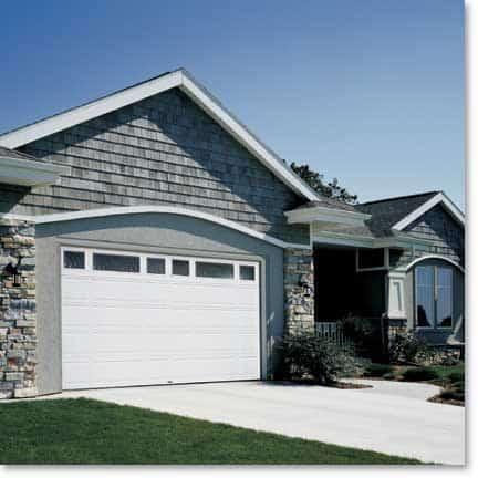 Raynor Residential Garage Door Series  Cressy Door