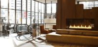 Custom Gas Fireplace Designs by Stellar Hearth - Cressy ...