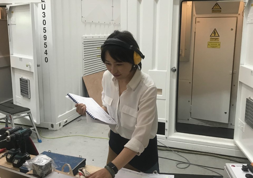 WOMEN IN ENGINEERING – Isabella Xu – Electrical Design Engineer