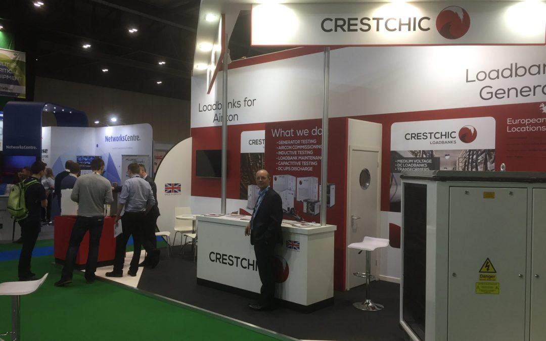 Crestchic at Data Centre World Expo 2017