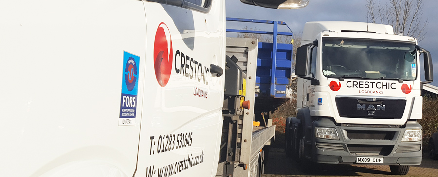 Acoustic load testing in Derbyshire
