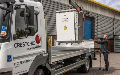 University of Chester's Energy Centre Microgrid supported by Crestchic loadbanks
