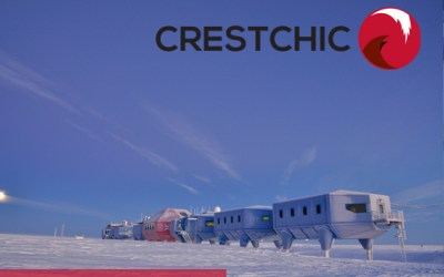 CRESTCHIC GOES TO THE END OF THE EARTH FOR BRITISH ANTARCTIC SURVEY