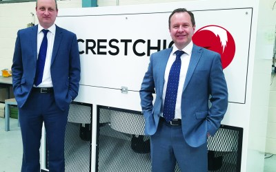 Crestchic announces the appointment of Chris Caldwell as managing director