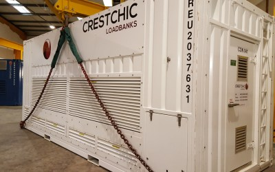 It's plain sailing as Crestchic completes 20MVA loadtest at Finnish shipyard