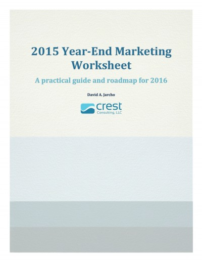 Content Marketing Strategy and [Free Year-End Checklist]