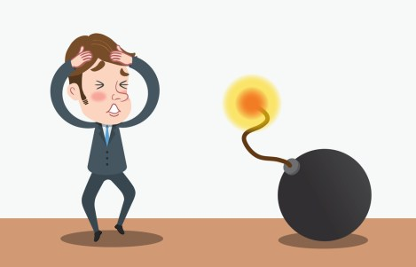 Are you avoiding creative marketing? - Time Bomb