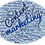 Content Marketing word cloud - Crest Consulting
