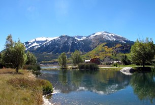 crested butte real estate, larkspur subdivision