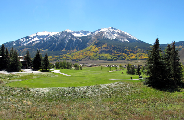 skyland golf course crested butte colorado real estate