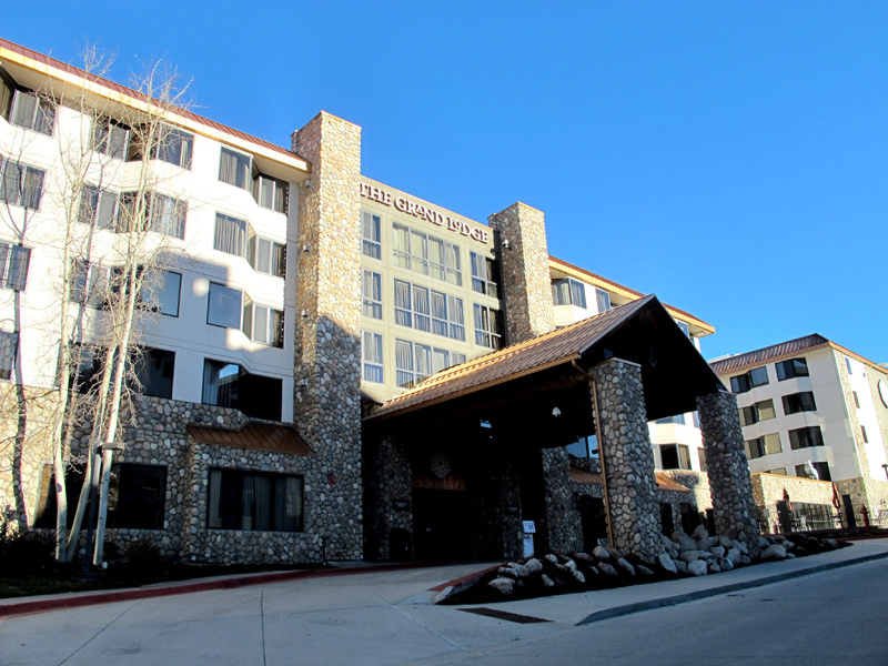 Grand Lodge condos Crested Butte real estate