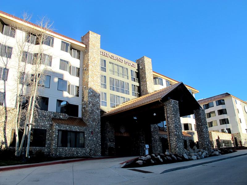 Grand Lodge condos Crested Butte real estate