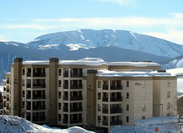 plaza condos crested butte real estate
