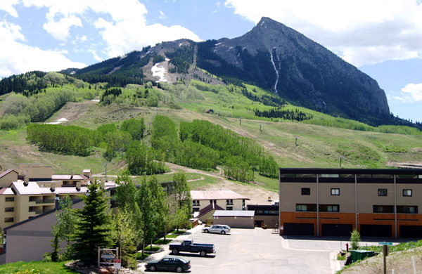 snowcrest condos Crested Butte real estate