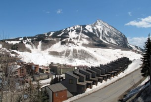 eagle's nest condos in crested butte colorado