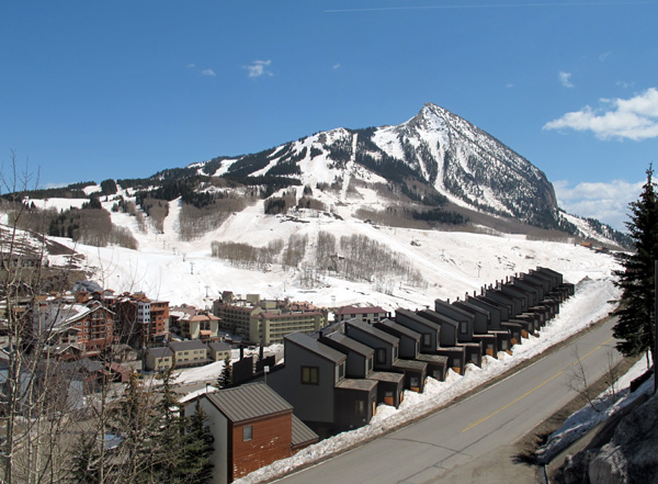 Eagle's Nest crested butte real estate