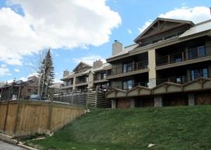 Paradise condominiums crested butte colorado