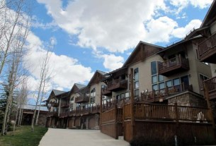 Treasury Point Condos Crested Butte