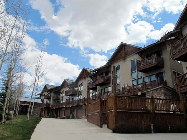 treasury point condos crested butte real estate