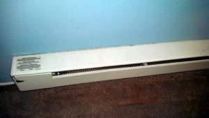 crested butte heating systems- electric baseboard