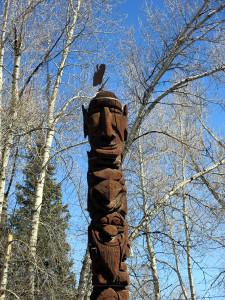 Totem Pole Park Crested Butte