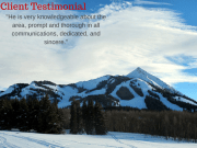 Client Testimonial- Clare and Jim, Fort Collins, CO