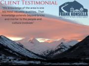 Client Testimonial- Michael, Delta, CO