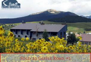 Crested Butte condo sales 22 castle road #2