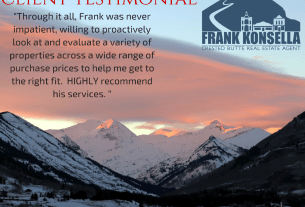 Highest rated real estate agent in Crested Butte