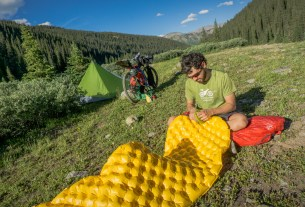 neil beltchenko mountain biking and bikepacking crested butte