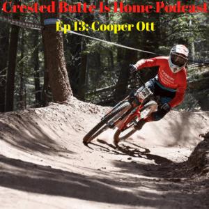 Ep. 13 Cooper Ott | Enduro MTB and Coaching MTB