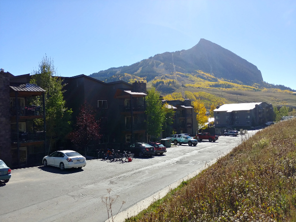 chateaux condos crested butte real estate