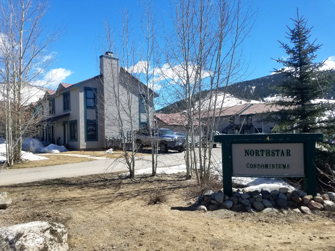 North Star condos Crested Butte