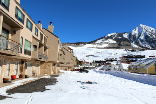 snowfall point condos crested butte