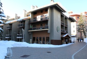Emmons condos crested butte