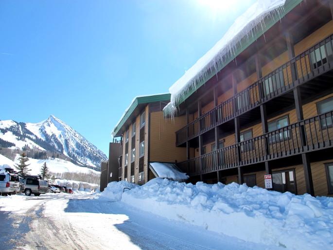 snowcrest condos Crested Butte real estate
