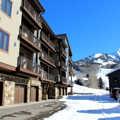 Crested Mountain North Condos | Mount Crested Butte, CO