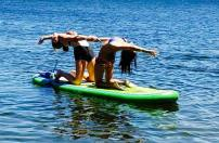 Stand Up Paddleboard and Yoga Retreat Crested Butte