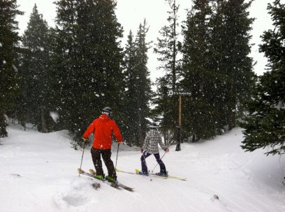 March 30th-Apr 3rd, 2017- Downhill Skiing and Yoga Retreat