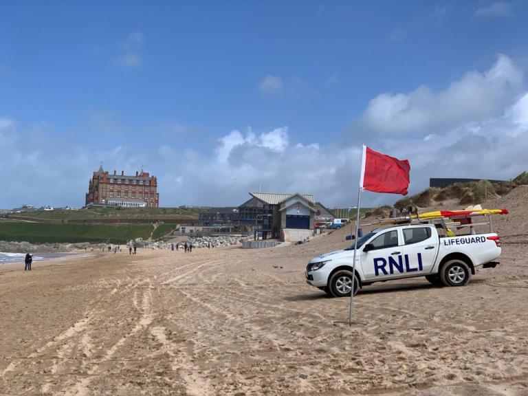 Fistral Beach Newquay Guides