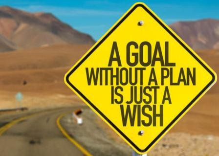 goal setting image